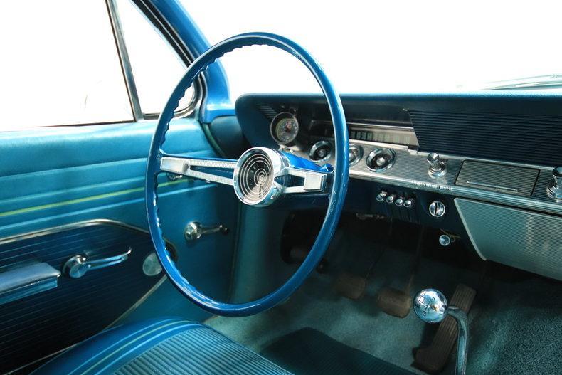 1961 Chevrolet Bel Air Bubble Top #47