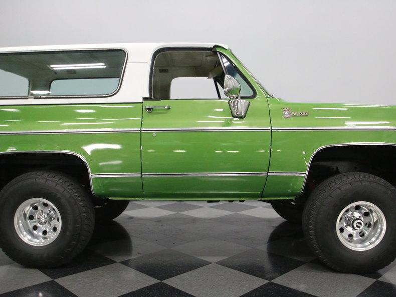 1975 Chevrolet Blazer K5 #33