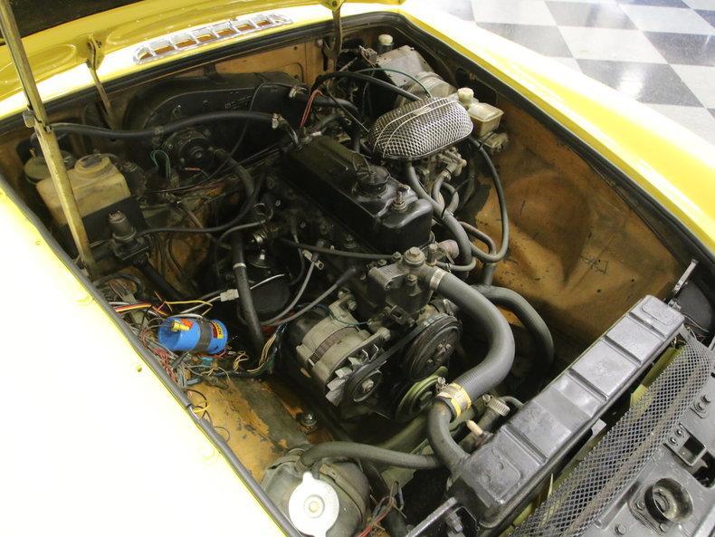 1977 MG MGB #43