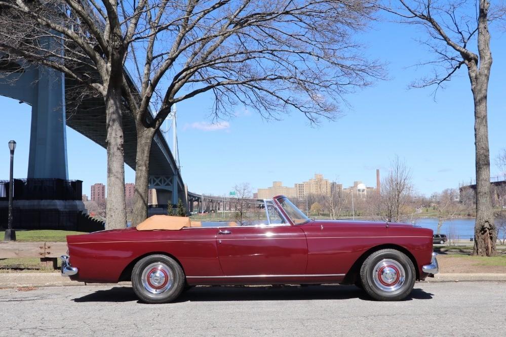 1962 Bentley S2 Continental Park Ward #16