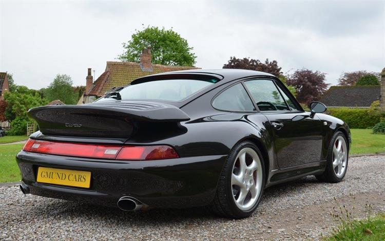 Porsche 993 Turbo #3