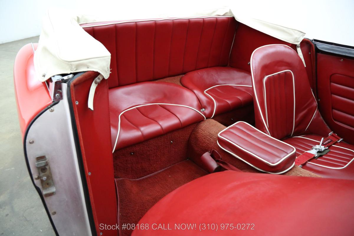 1963 Austin-Healey 3000 BJ7 #49