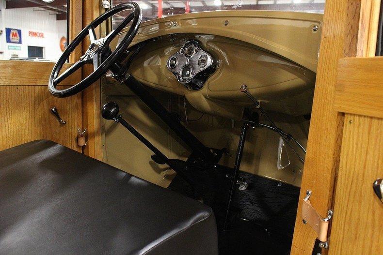1931 Ford AA Huckster #11
