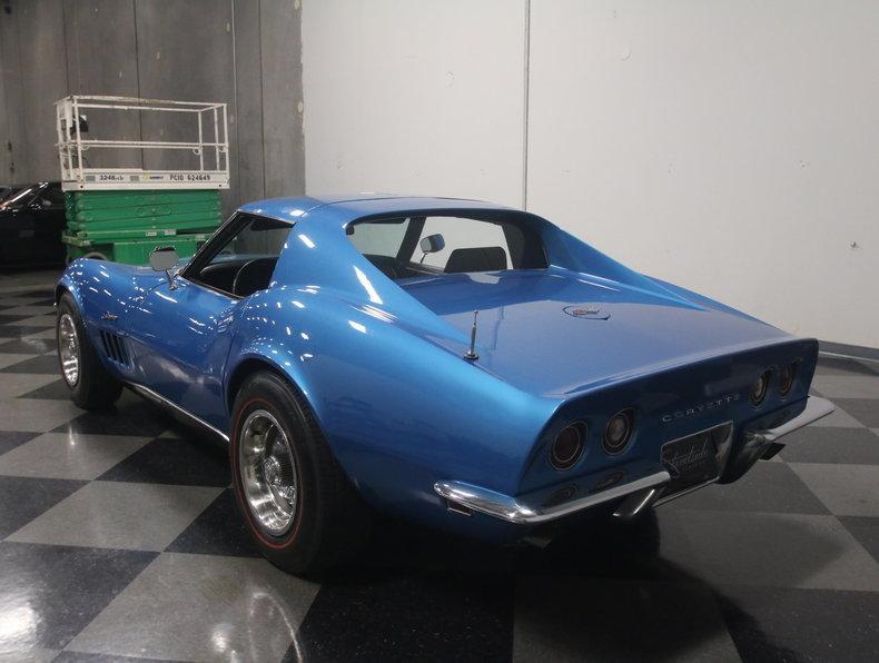 1969 Chevrolet Corvette #24