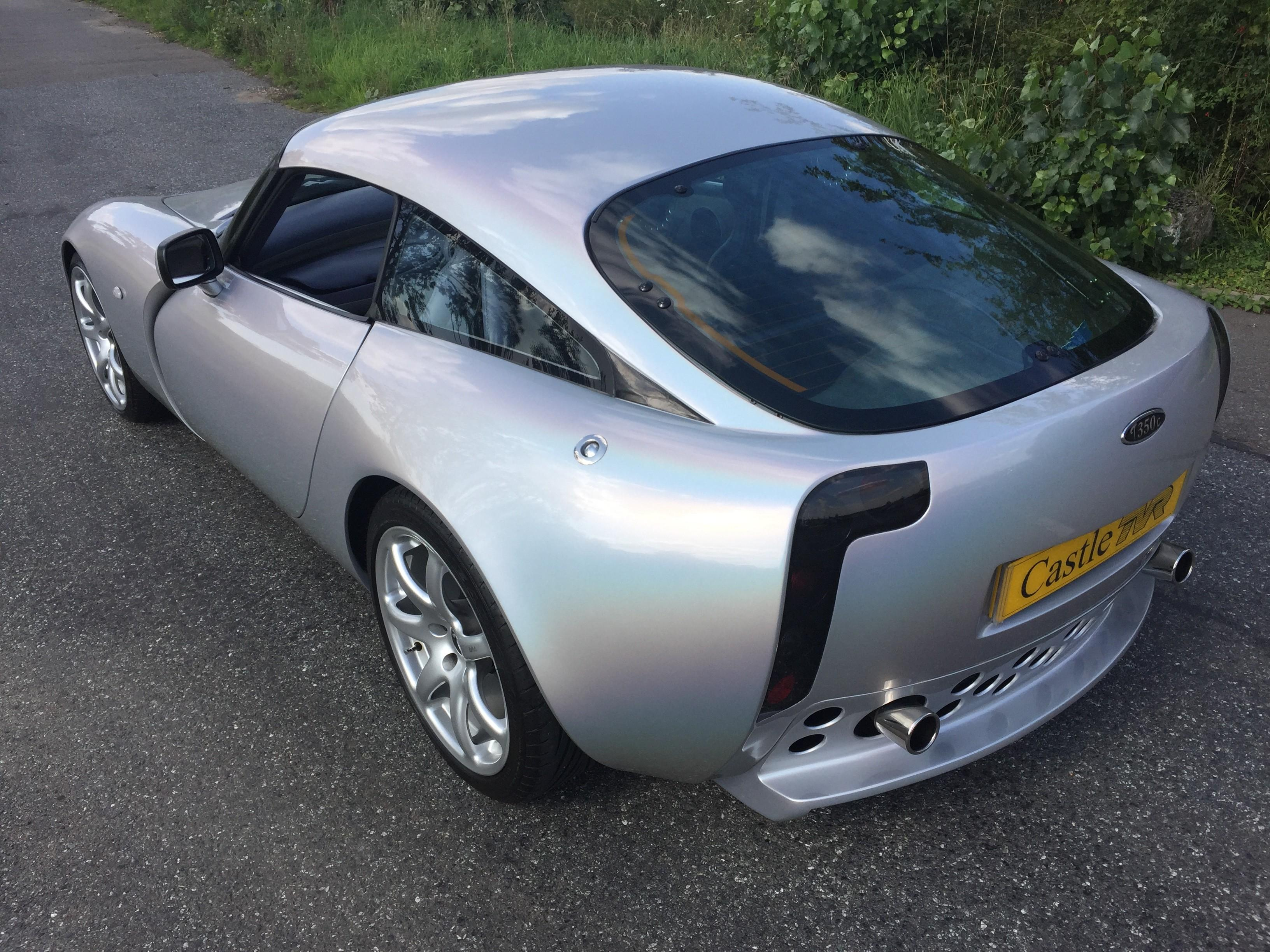 TVR T350c #7