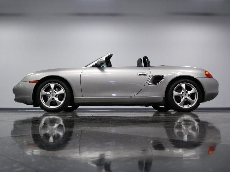 2002 Porsche Boxster #14