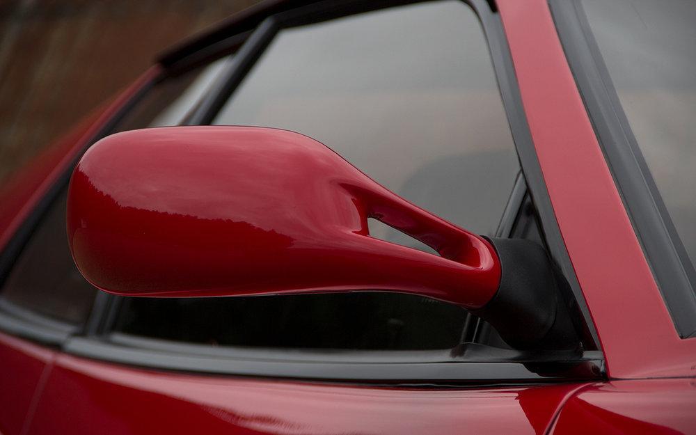 1988 Ferrari Testarossa RHD Rosso Corsa with Blu Scuro #15