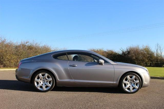 Bentley Continental GT MULLINER DRIVING SPEC #1