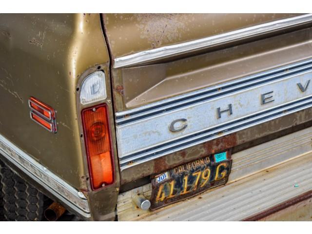 Chevrolet Pickup Custom Camper V8 #18
