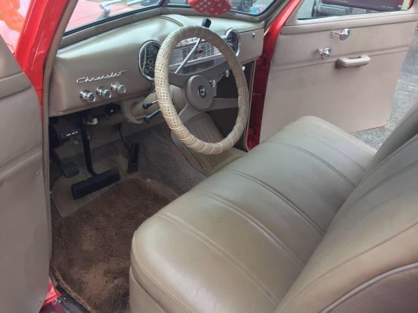 1946 Chevrolet Business Coupe -COMPLETE FRAME OFF RESTORATION- Stock # 224645WV for sale near Mundelein, IL | IL Chevrolet Dealer #4