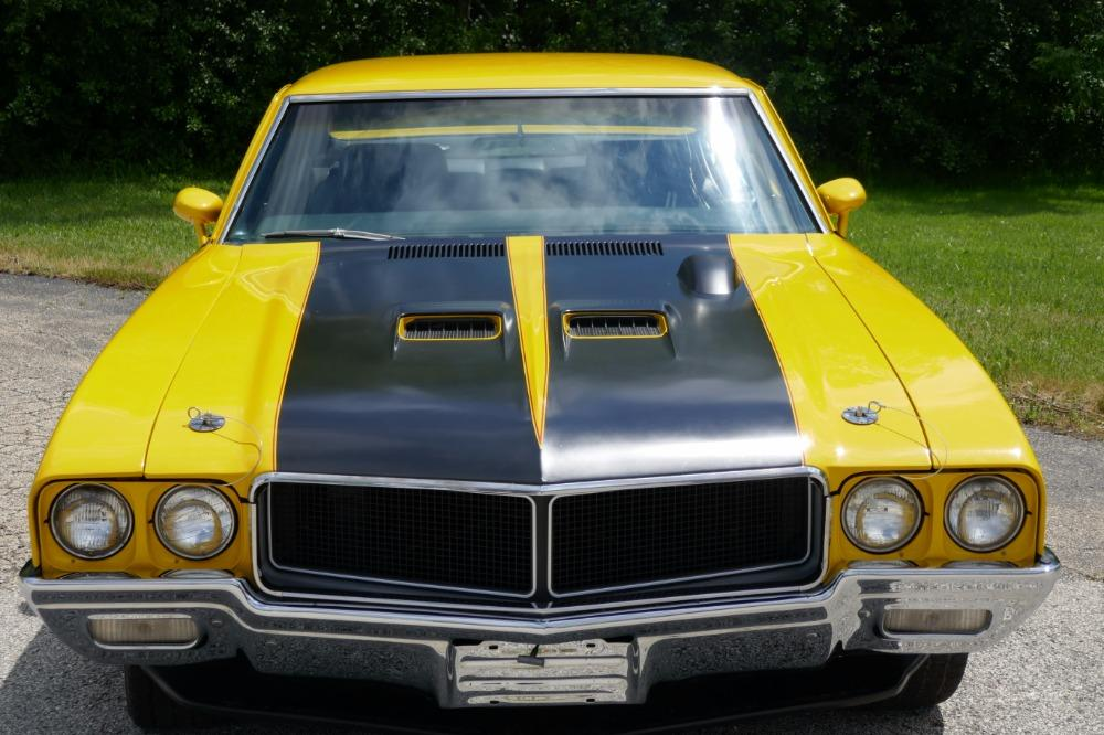 1970 Buick Skylark -GSX-TRIBUTE- 455 BIG BLOCK-BUCKETS/CENTER CONSOLE-SEE VIDEO Stock # 1970KFCV for sale near Mundelein, IL | IL Buick Dealer #2
