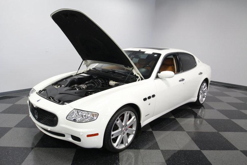 2007 Maserati Quattroporte Sport GT #26