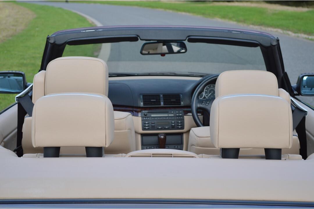 BMW E46 330ci Cabriolet #10