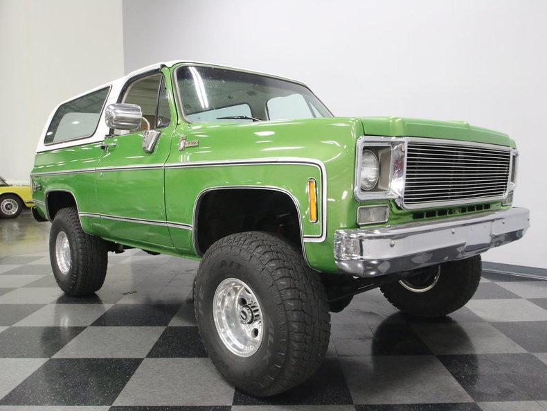 1975 Chevrolet Blazer K5 #35