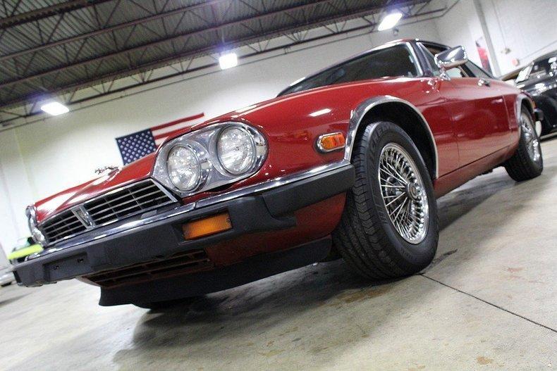 1986 Jaguar XJS #81
