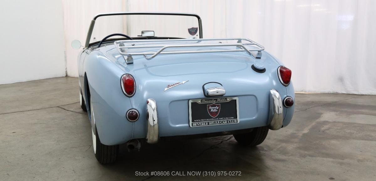 1961 Austin-Healey Bug Eye Sprite #9