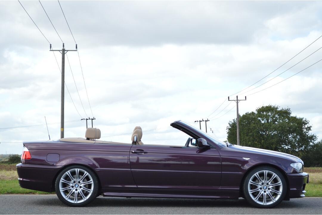 BMW E46 330ci Cabriolet #5