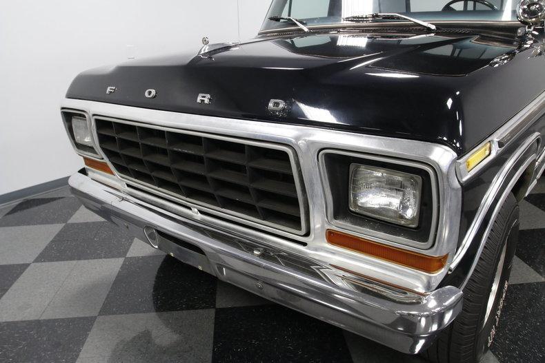 1978 Ford F-150 XLT Lariat 4X4 #7