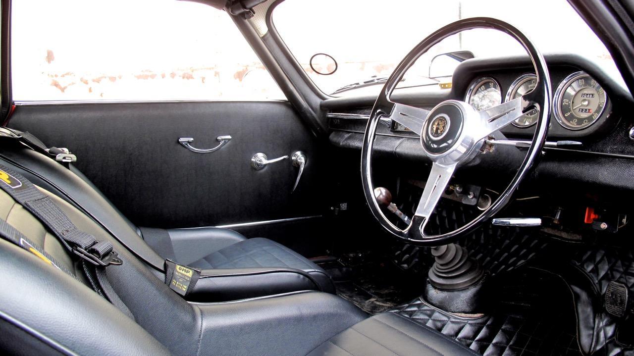 Alfa Romeo Giulia Sprint 1963 #4