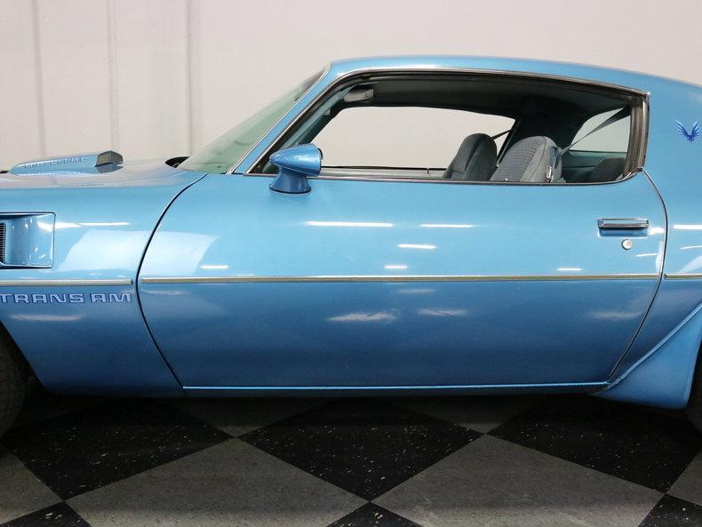 1979 Pontiac Firebird Trans Am #12