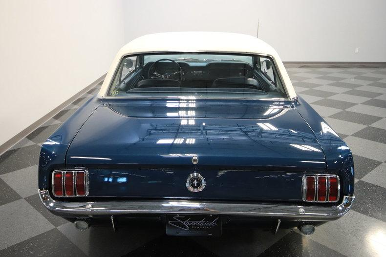 1965 Ford Mustang K-Code #15