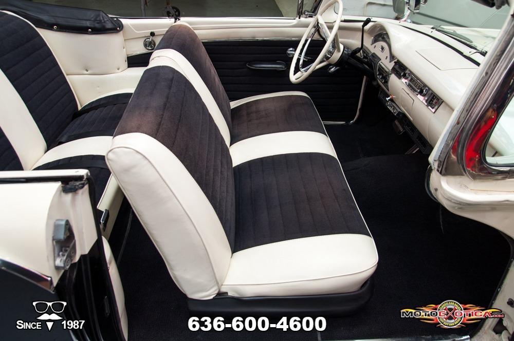 1957 Ford Fairlane 500 Sunliner Restomod #78