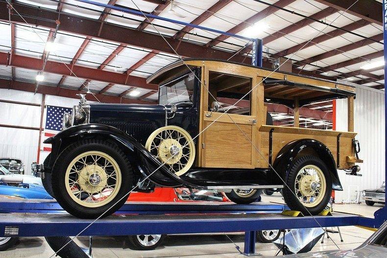 1931 Ford Model A Huckster #50