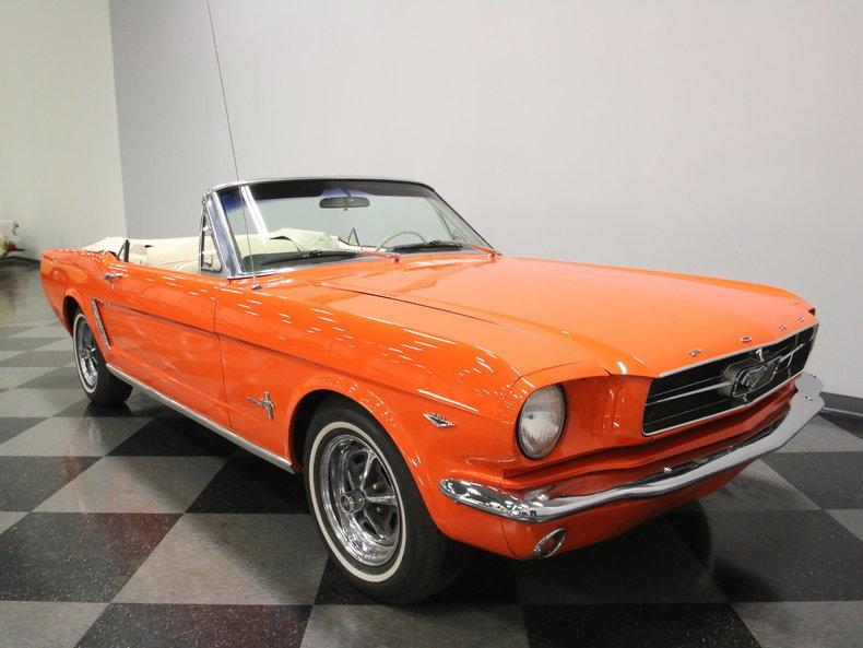 1965 Ford Mustang #29