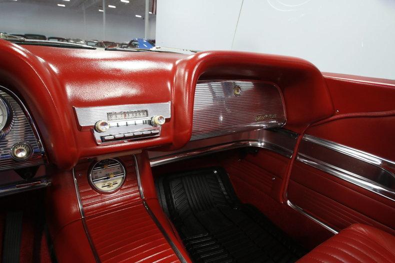 1960 Ford Thunderbird J-Code #41