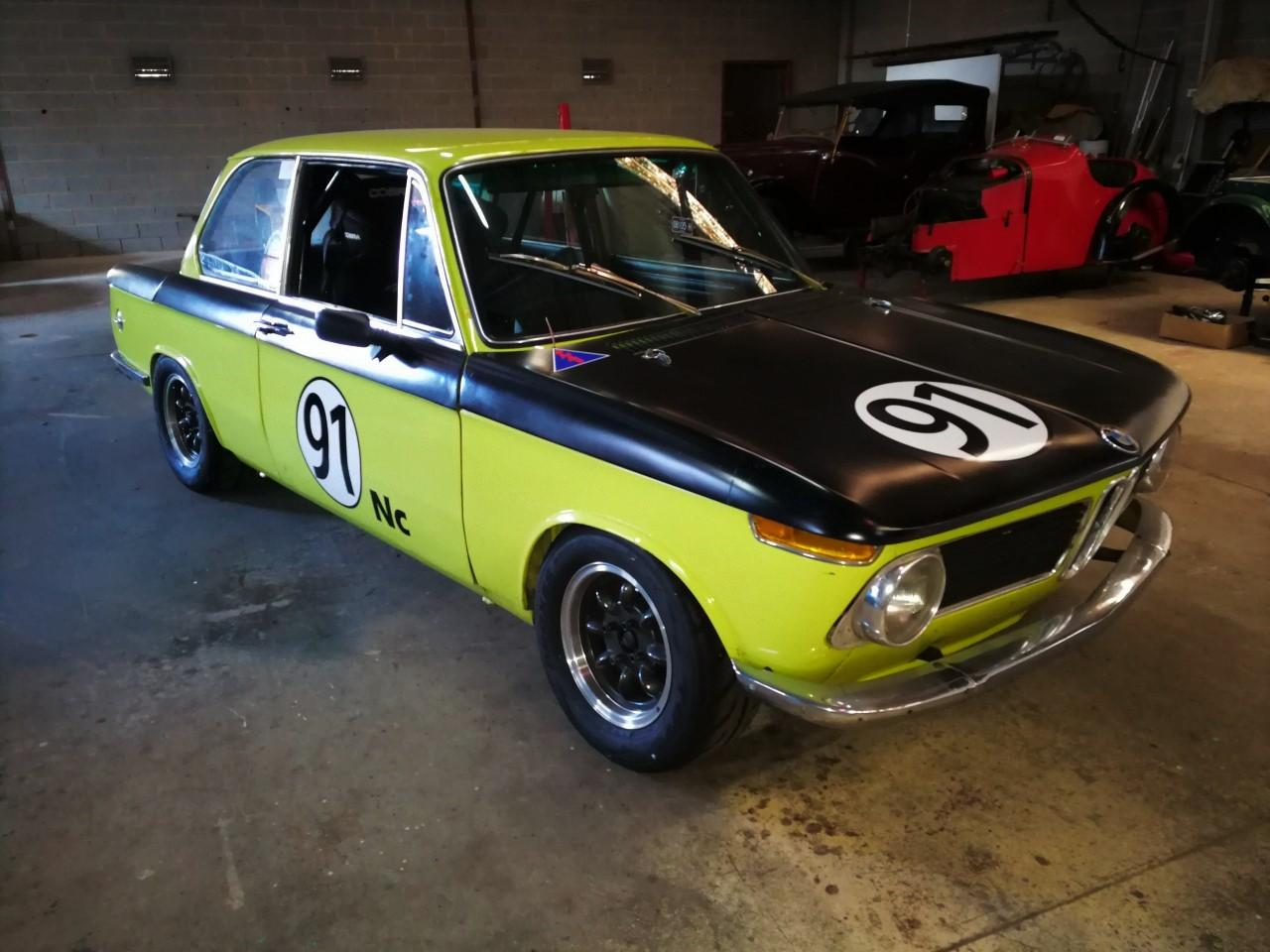 BMW 2002 Historic Touring Car #0