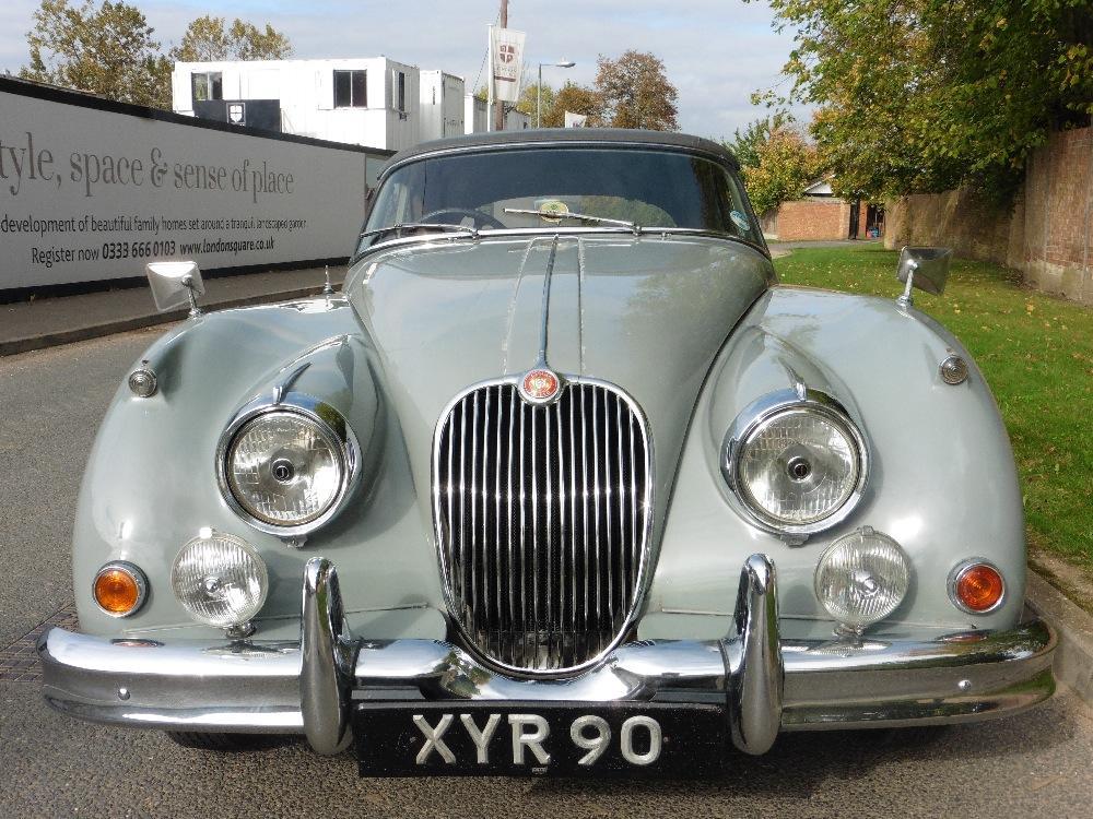 JAGUAR XK XK150 DROPHEAD 1959 #0