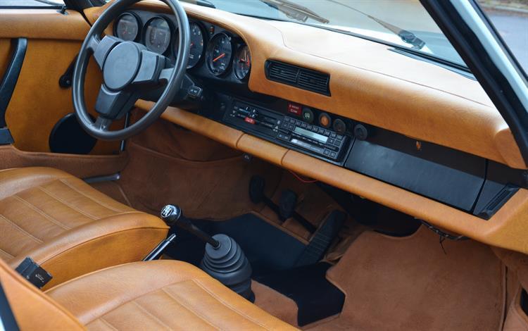 Porsche 911S 2.7 #2