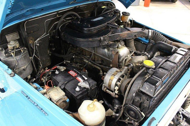 1977 Toyota Land Cruiser FJ-40 #54
