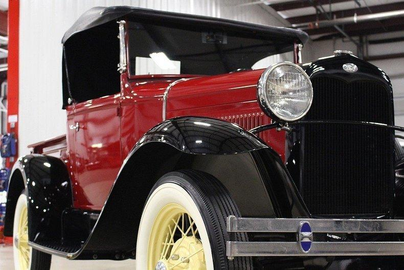 1931 Ford Model A #29