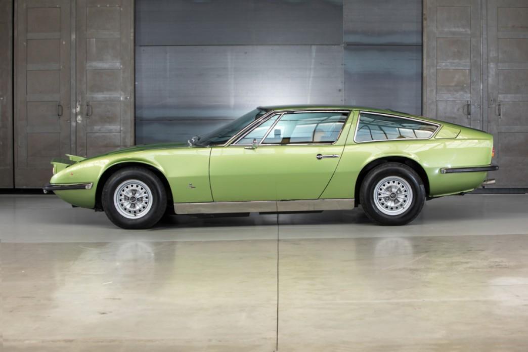 1970 Maserati Indy 4200 Coupe #1
