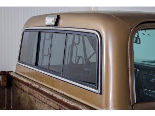 Chevrolet Pickup Custom Camper V8 #8