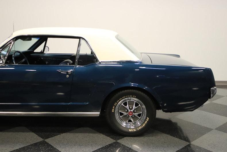 1965 Ford Mustang K-Code #11