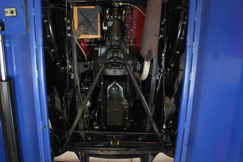 1931 Ford Model A Huckster #58