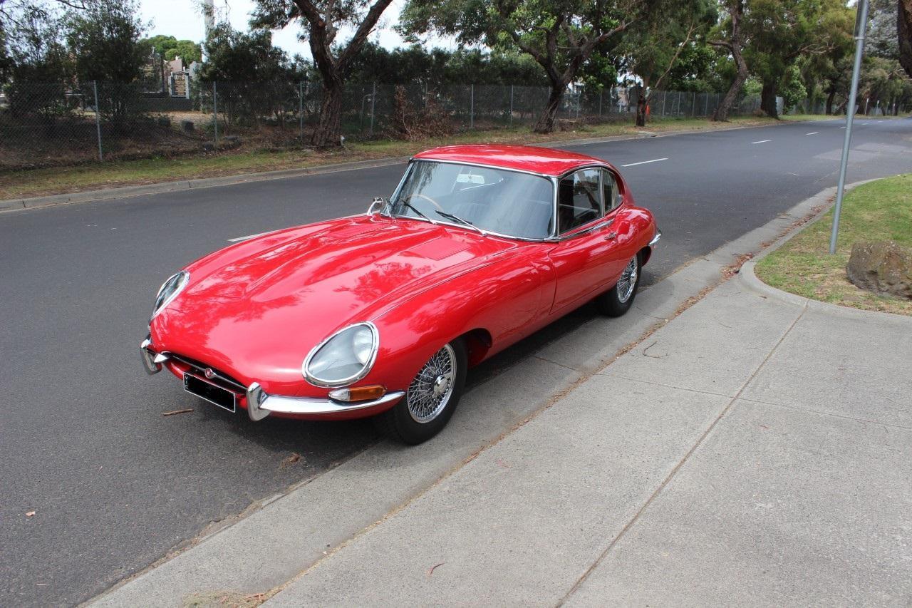 Jaguar E-Type #4