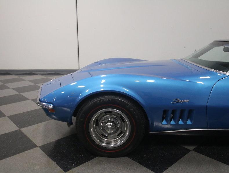 1969 Chevrolet Corvette #17