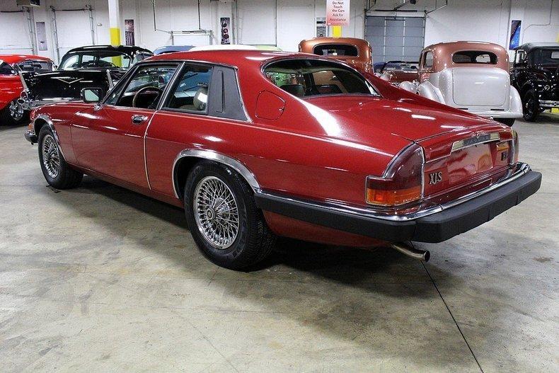 1986 Jaguar XJS #2