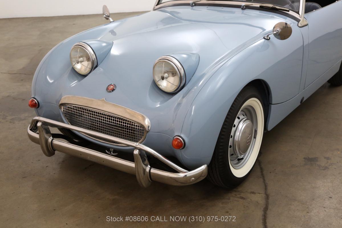 1961 Austin-Healey Bug Eye Sprite #23