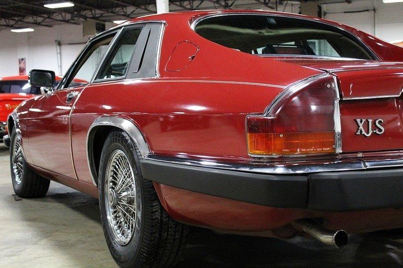 1986 Jaguar XJS #32