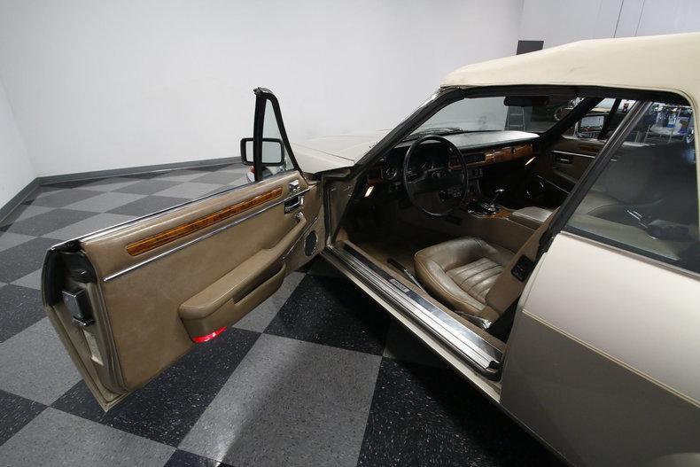 1988 Jaguar XJS V12 #33