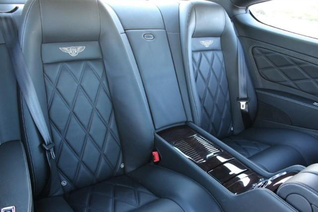 Bentley Continental GT MULLINER DRIVING SPEC #19