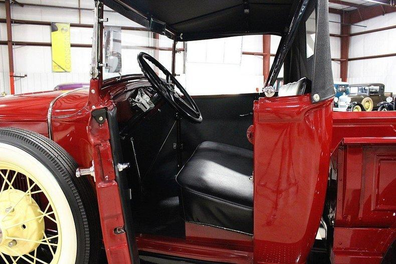1931 Ford Model A #32
