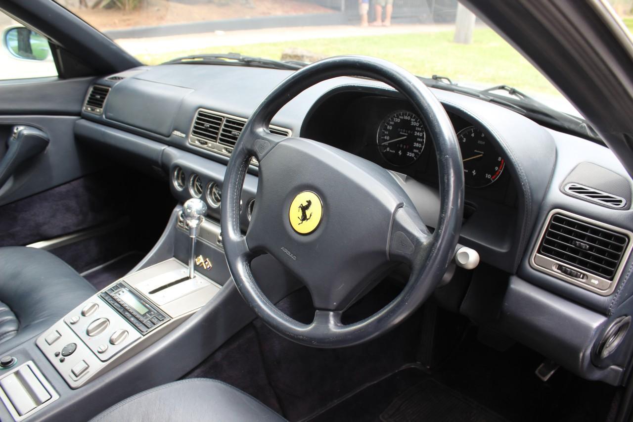 Ferrari 456 GTA #11
