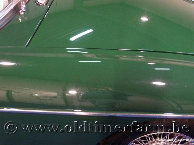 MG B Roadster Green '66 #28