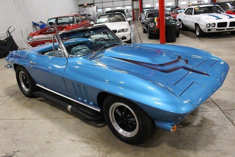 1965 Chevrolet Corvette #91