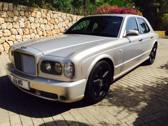 2003(MDL) Bentley Arnage T. #1